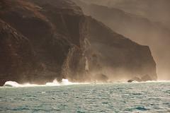 Na'Pali Sea Cliffs (CDeahr23) Tags: napalicoast hawaii kauai seacliff ocean waves