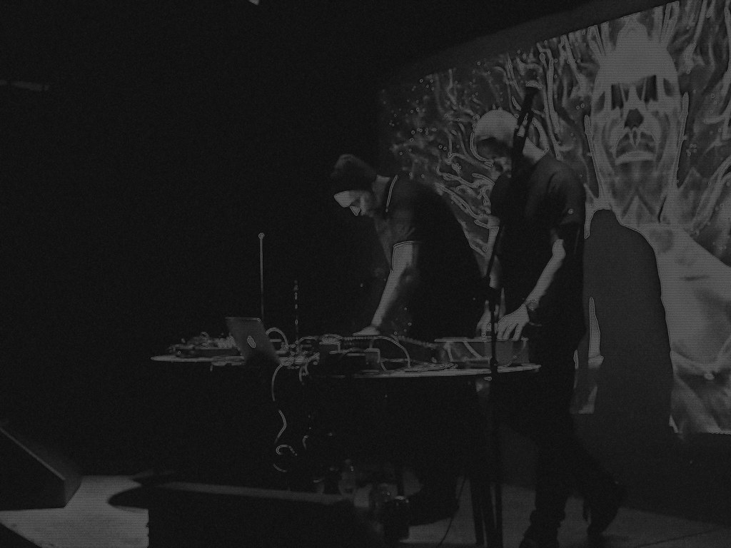 фото: INADE. Masters Of The Unknown, The Sonically Obscure…Live in Moscow