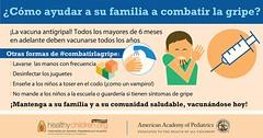 Contra la influenza: prevención y vacuna (diarionotimundo) Tags: influenza prevención vacuna