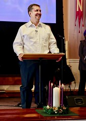 Worship Service with Pastor Don Beachy (12/8/2019) - Benediction (nomad7674) Tags: 2019 december 20191208 beacon hill evangelical free church efca beaconhill beaconhillchurch monroect monroe ct connecticut praise worship service praiseworship advent christmas preparation pastor don beachy benediction blessing