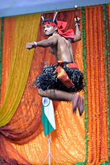 Mayurbhanj Chhau #73 (*Amanda Richards) Tags: mayurbhanjchhau dancers dance dancing dancer hindu indian kendra guyana georgetown guyanahindudharmicsabha performance performer 2019
