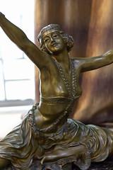 QE3A5829 (TravelBear71) Tags: moscow museum russia art artdeco artnouveau artmoderne statue sculpture artdecomuseum nude