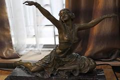 QE3A5828 (TravelBear71) Tags: moscow museum russia art artdeco artnouveau artmoderne statue sculpture artdecomuseum nude