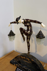 QE3A5826 (TravelBear71) Tags: moscow museum russia art artdeco artnouveau artmoderne statue sculpture artdecomuseum