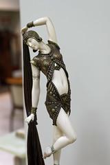 QE3A5795 (TravelBear71) Tags: moscow museum russia art artdeco artnouveau artmoderne statue sculpture artdecomuseum