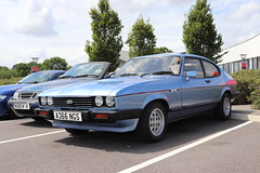 Ford Capri 2.8 Injection Special A366NGS (Andrew 2.8i) Tags: show 3 classic cars ford sports car museum breakfast capri european euro mark iii cologne german classics 28 hatch injection coupe meet mk sportscar hatchback v6 2800 haynes mk3 liftback sparkford a366ngs