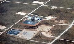 Drilling Ahead (zeesstof) Tags: aerialview businesstrip geo:lat=3195323823 geo:lon=10221071730 geotagged maftoiah midland texas viewfromwindow windowseat zeesstof