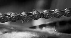 bicycle chain (delnaet) Tags: macromondays chain hmm macrodreams bicycle fiets ketting