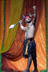 Mayurbhanj Chhau #70 (*Amanda Richards) Tags: mayurbhanjchhau dancers dance dancing dancer hindu indian kendra guyana georgetown guyanahindudharmicsabha performance performer 2019