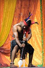 Mayurbhanj Chhau #67 (*Amanda Richards) Tags: mayurbhanjchhau dancers dance dancing dancer hindu indian kendra guyana georgetown guyanahindudharmicsabha performance performer 2019