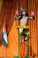 Mayurbhanj Chhau #58 (*Amanda Richards) Tags: mayurbhanjchhau dancers dance dancing dancer hindu indian kendra guyana georgetown guyanahindudharmicsabha performance performer 2019