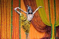 Mayurbhanj Chhau #53 (*Amanda Richards) Tags: mayurbhanjchhau dancers dance dancing dancer hindu indian kendra guyana georgetown guyanahindudharmicsabha performance performer 2019