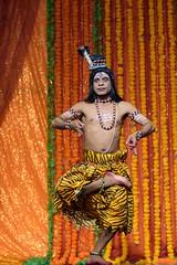 Mayurbhanj Chhau #41 (*Amanda Richards) Tags: mayurbhanjchhau dancers dance dancing dancer hindu indian kendra guyana georgetown guyanahindudharmicsabha performance performer 2019