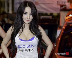 Audison for Chance At A Date? (krashkraft) Tags: 2015 allrightsreserved babe beautiful beauty boothbabe chutimachotevichienlynlynz gorgeous gridgirl interbrandcaraudioshow krashkraft racequeen พริตตี้ มอเตอร์โชว์ เซ็กซี่ โคโยตี้ pretty