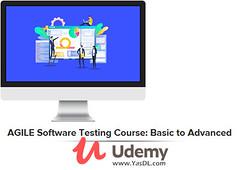 دانلود دوره آموزش تست نرم افزار در رویکرد چابک – AGILE Software Testing Course: Basic to Advanced – Udemy (noushi46) Tags: دانلود دوره آموزش تست نرم افزار در رویکرد چابک – agile software testing course basic advanced udemy