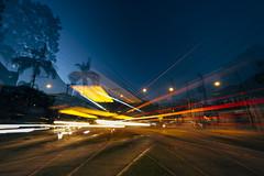 Protásio Alves (fsandbox) Tags: portoalegre riograndedosul brazil nightphotography night fotografiaderua fotografianoturna streetphotography streets road estrada bus ônibus fkuhne fsandbox canon eos 6d canonef1740f4l canonef2470f4lisusm blur blend blending multipleexposures múltiplasexposições