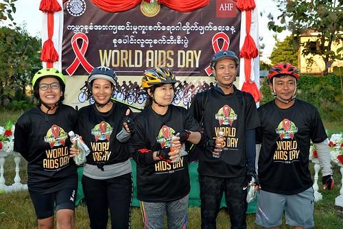 WAD 2019: Myanmar