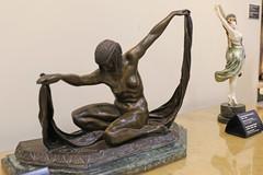 QE3A5812 (TravelBear71) Tags: moscow museum russia art artdeco artnouveau artmoderne statue sculpture artdecomuseum nude
