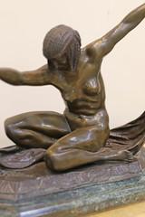 QE3A5811 (TravelBear71) Tags: moscow museum russia art artdeco artnouveau artmoderne statue sculpture artdecomuseum nude