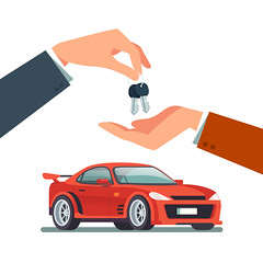 The Obligation For Electing Expert Rent A Car Dubai (sohaibvirk109) Tags: flat icon vector isolated illustration sign object white template background design concept metaphor cartoon clipart character hands key keychain buyer new customer buy owner male female man woman contract agreement deal transaction purchase trade buying rent renting purchasing car sale salesman business men auto service dealership sports fast automobile vehicle cheap rental dubai