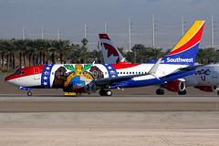 Southwest Airlines | Boeing 737-700 | N280WN | Missouri One | Las Vegas McCarran (Dennis HKG) Tags: aircraft airplane airport plane planespotting canon 7d 100400 lasvegas mccarran klas las southwest southwestairlines swa wn boeing 737 737700 boeing737 boeing737700 n280wn