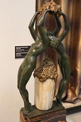 QE3A5815 (TravelBear71) Tags: artdecomuseum moscow russia art artdeco artnouveau artmoderne statue sculpture nude