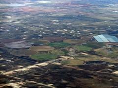 Farmin' and Drillin' (zeesstof) Tags: aerialview businesstrip geo:lat=3191350380 geo:lon=10194040494 geotagged maftoiah midland texas viewfromwindow windowseat zeesstof