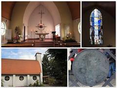"""""""Moderne auf dem Dorf"""" (Maggi_94) Tags: tangerhütte kirchestelisabeth kirche kirchen sachsenanhalt landesheimatbundsachsenanhalt exkursion"""