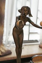 QE3A5833 (TravelBear71) Tags: moscow museum russia art artdeco artnouveau artmoderne statue sculpture artdecomuseum nude