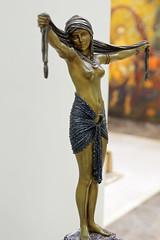 QE3A5805 (TravelBear71) Tags: moscow museum russia art artdeco artnouveau artmoderne statue sculpture artdecomuseum nude