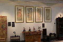 QE3A5797 (TravelBear71) Tags: moscow museum russia art artdeco artnouveau artmoderne statue sculpture artdecomuseum