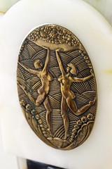 QE3A5792 (TravelBear71) Tags: moscow museum russia art artdeco artnouveau artmoderne statue sculpture artdecomuseum nude