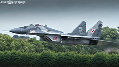 Mikoyan MiG-29A Fulcrum RED 108