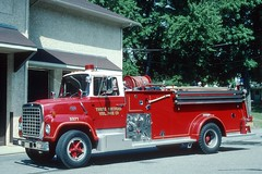 NJ Three Bridges (adelaidefire) Tags: nj three bridges tanker 3371 1971 ford l 1985 spi 300 1000 new jersey