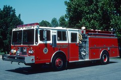 NJ Raritan Township (adelaidefire) Tags: nj raritan township engine 2164 kme new jersey