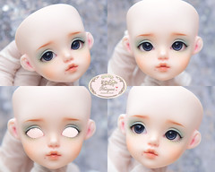 Rosenlied Cosette (♥..Nomyens..♥) Tags: bjd balljointdoll toy doll custom faceup paint painting painted repaint handmade nomyens nomyenscom rosenlied cosette yosd yosddoll tinydoll