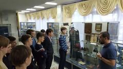 09 декабря 2019, Студенты духовной школы посетили музей истории казачества