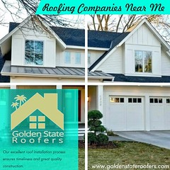 Roofing Companies Near Me (goldenstateroofers0) Tags: roofing companies near me roofers contractors
