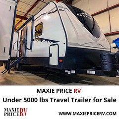 Under 5000 lbs Travel Trailer for Sale (MaxiePriceRV) Tags: under 5000 lbs travel trailer