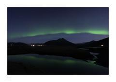Iceland 2019 (Michael Fleischer) Tags: iceland landscape colour night sky mountain river reflection star northern lights aurora borealis nikon d810 sigma 1424mm f28 art autumn house nightscape hoffellsjökull