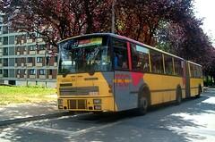 4 606 27 (brossel 8260) Tags: belgique bus tec namur luxembourg