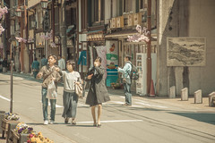 Japan - Kinosaki Onsen (SergioQ79 - Osanpo Photographer -) Tags: japan kinosaki onsen street people nikon road d7200 2019