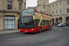 Bath Bus Company EU05VBM (welshpete2007) Tags: bath bus company volvo eu05vbm