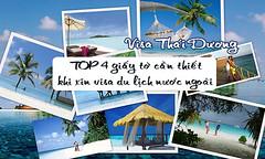 Top 4 loại giấy tờ quan trọng nhất khi xin visa du lịch nước ngoài (ThaiDuongVisa) Tags: làmthẻtạmtrúchongườinướcngoàivisathaiduong top 4 loại giấy tờ quan trọng nhất khi xin visa du lịch nước ngoài uyên bích
