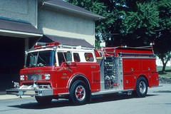 NJ Three Bridges (adelaidefire) Tags: nj three bridges engine 1984 ford c pirsch 1000 new jersey