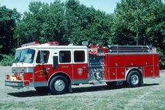 NJ Readington (adelaidefire) Tags: nj readington engine 3262 1991 eone 1750 750 150 new jersey