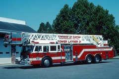 NJ Raritan Township (adelaidefire) Tags: nj raritan township tower ladder 2169 lti new jersey