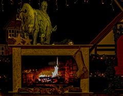 Wolfenbüttel, Weihnachtsmarkt (bleibend) Tags: 2019 em5marki leicadgsummilux25mmf14 niedersachsen omd olympus olympusem5 olympusem5mark1 olympusomd wf weihnachtsmarkt wolfenbüttel m43 mft