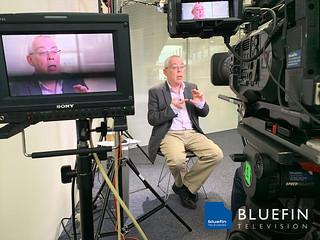 Broadcast Camera Crew Hire - Bluefin TV - Simon Israel, Senior Home Affairs Correspondent