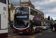 Photo of Lothian 326 SN09CVG Edinburgh 28 October 2019